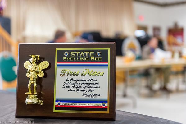 2018 KofC State Spelling Bee