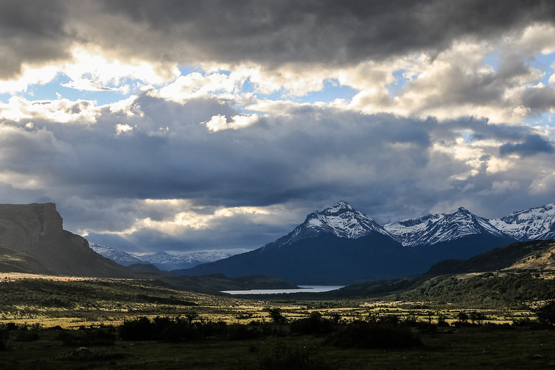 Torres del Paine NP, Patagonia - Chile
