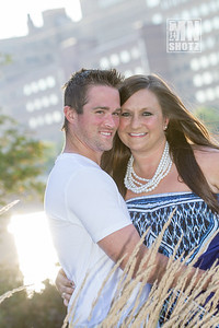 Mitch and Becky - St Paul