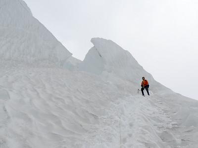 Mount Rainier, Washington, August 16-17, 2008