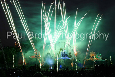 Greenwich and Docklands Festival Fireworks