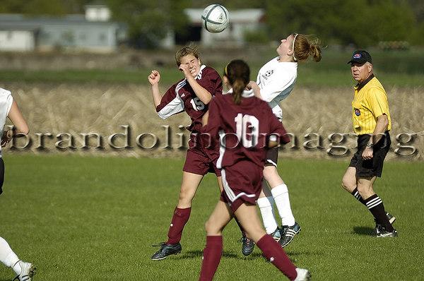 Morris Varsity  Soccer (2006)