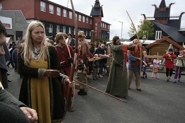Sólstöðuhátíð Víkinga 2009