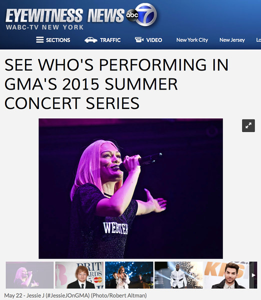 Jessie J Summer GMA concert series.jpg