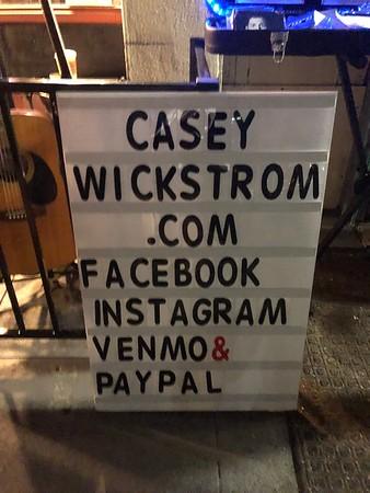 Casey Wickstrom 2019