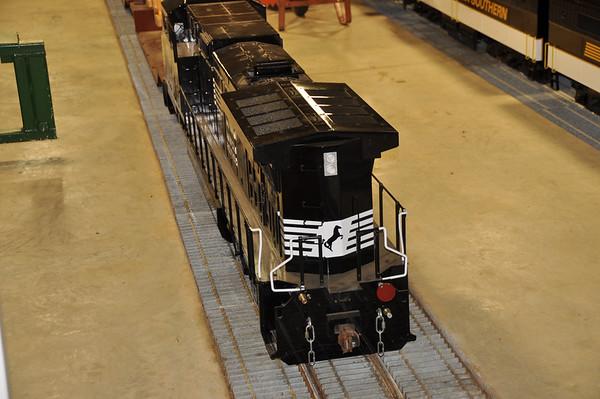 CJW Railroad and Va Museum of Transp 7-10