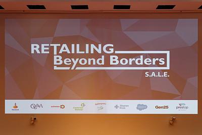 ANTON DREESMANN JAARCONGRES Retailing Beyond Borders S.A.L.E.