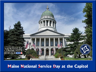 2016 National Service Day at the Capitol