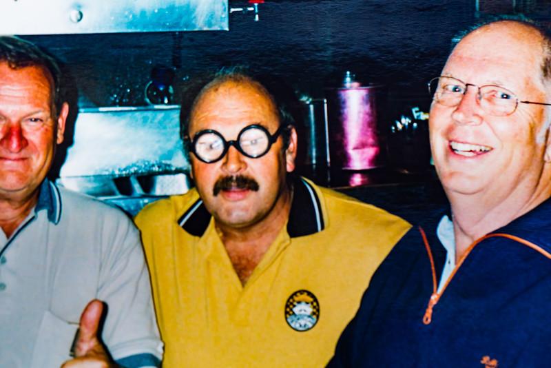 Rally North, dinner Barrington House Oct 2002