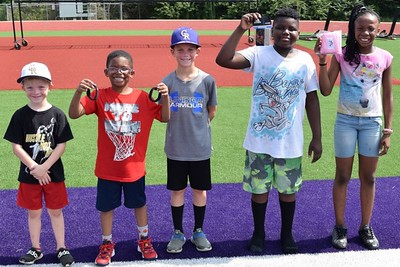 Center Football Camp 2021 on July 21, 2021
