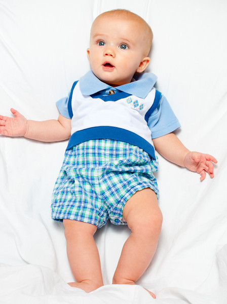 5 Month Photo Shoot