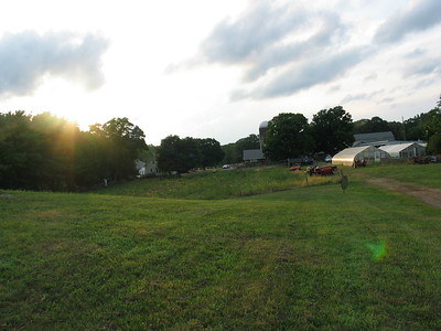 Chase Farm, Lincoln, RI reenactment