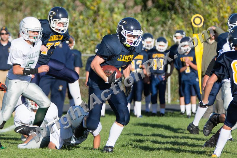 CJHS 8th Grade Football