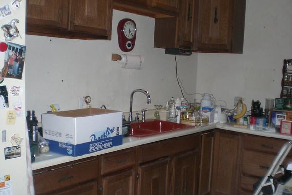Kitchen Remodeling Summer 08