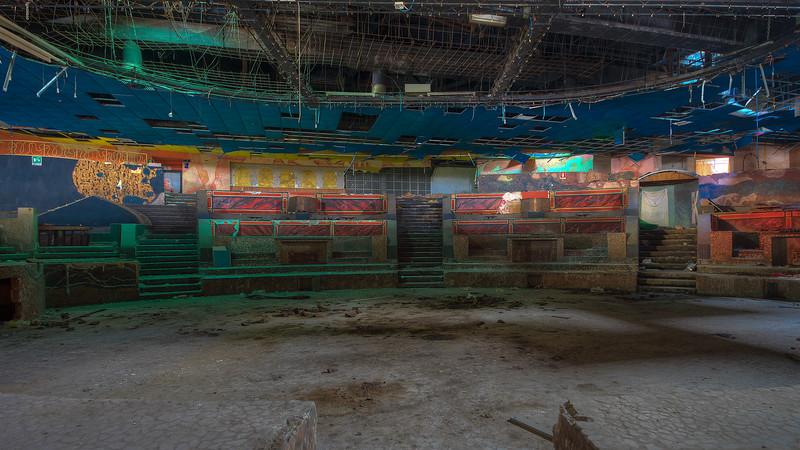 Urbex - Discoteca Expo
