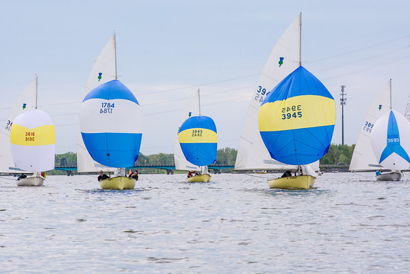 2016 Wet Your Thistle Regatta