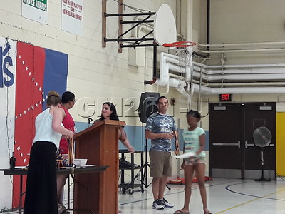 5th Grade Recognition Assembly