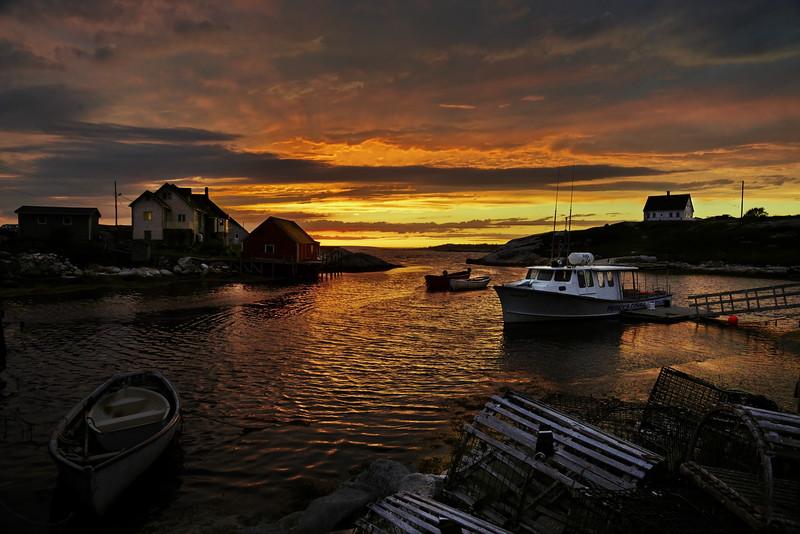 Nova Scotia, Peggy's Cove