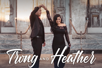 Trong & Heather 12/21/19