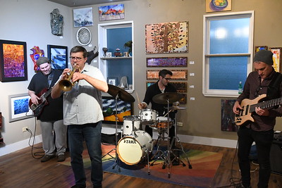 Matador Jazz Ensemble at Artlore Studio