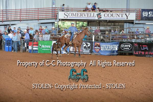 Calf #3 Joe Beaver Labor Day  2019 Glenrose, TX