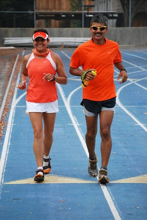 Anu's 24 Hour Run