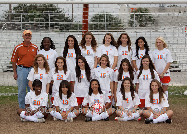Girls JV Team and Individual Pictures  G JV S - 09