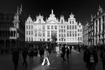 Brussels street life ( album permanent )