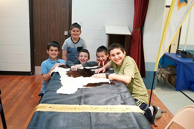 South Bend Hebrew Day School K'siva Sefer Torah-November 12, 2017