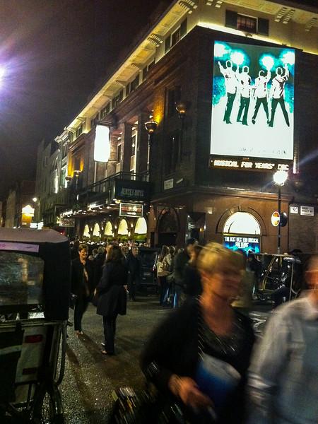 6 - Prince Edward Theatre - At night.jpg