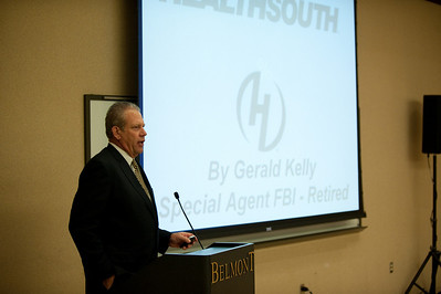 Ethics Speaker - Gerald Kelly