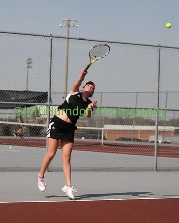 UGHS Varsity Tennis 4-1-15