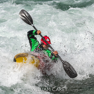 2019-06-18 Freestyle Kayak World Champs Practise in Sort, Pyrenees