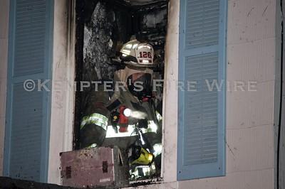 Structure Fire - Pine St, Peekskill NY - 10/4/19