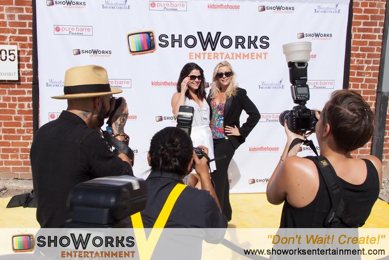 10.24.15 ShoWorks Entertaiment's Launch Event