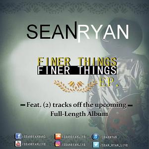 Sean Ryan CD Cover