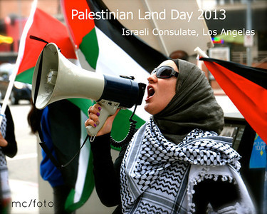 Day of the Land Demonstration