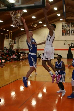Varsity Basketball/Rudy Lane vs. EC Glass