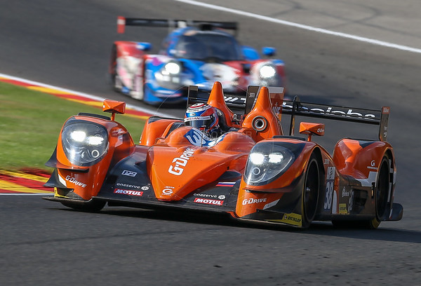 ELMS 4 Hours of Spa Francorchamps