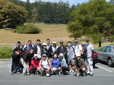 GrX Point Reyes Hiking