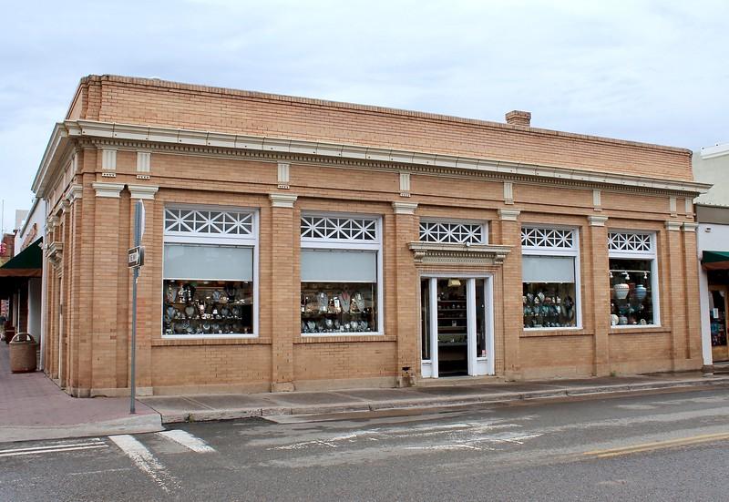 Historic bank building (2018)