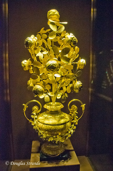 The Golden Rose -- Imperial Treasury, Vienna