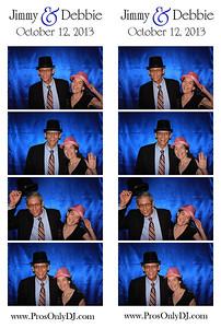Jimmy & Debbie 10-12-13