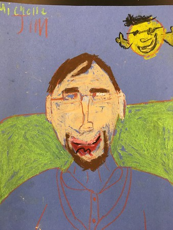 Second Grade Community Portraits