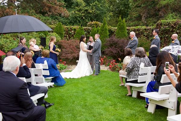 Melissa & Jamie - Ceremony