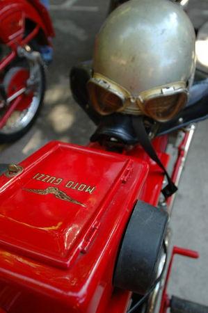 Old Bikes Roquebrune France July 05