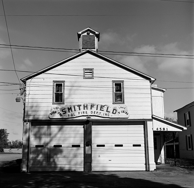 Smithfield Fire Dept., Peterboro, NY. October 2014