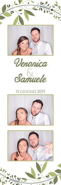 Photobooth Matrimonio Veronica e Samuele fotocabina