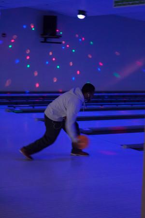 Bowling at Jefferson Student Union