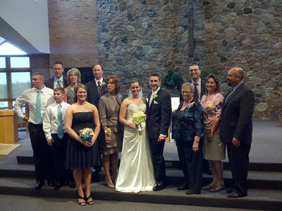 Amanda and Taylor Wedding 6/8/2012